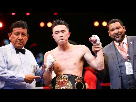 Chinese boxing star