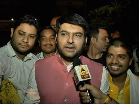 My best wishes to PM Modi's government: Kapil Sharma