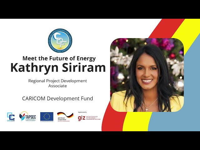 Meet Kathryn Siriram