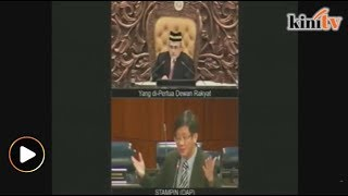 MP ejected from Dewan Rakyat over anti-r...