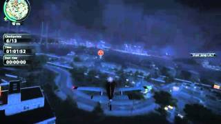 Just Cause 2 - Race Challenge - Harbor Master