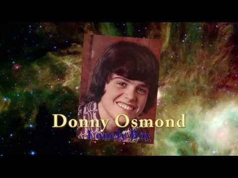 Donny Osmond - Lonely Boy