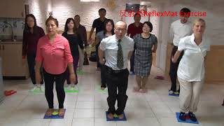 IRNHA, ReflexMat, Exercise #2, 20170828