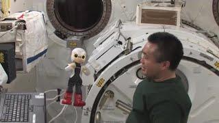 Роботы на МКС