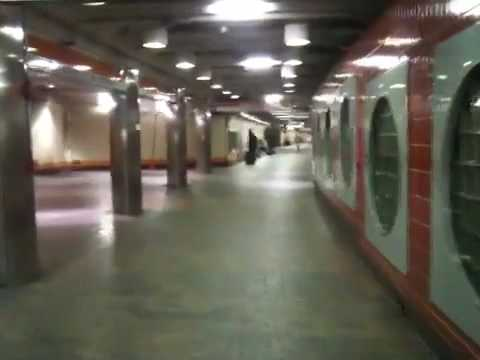 State Street Subway Station Boston
