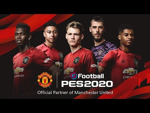 eFootball PES 2020 x Manchester United – Partnership Announcement Trailer