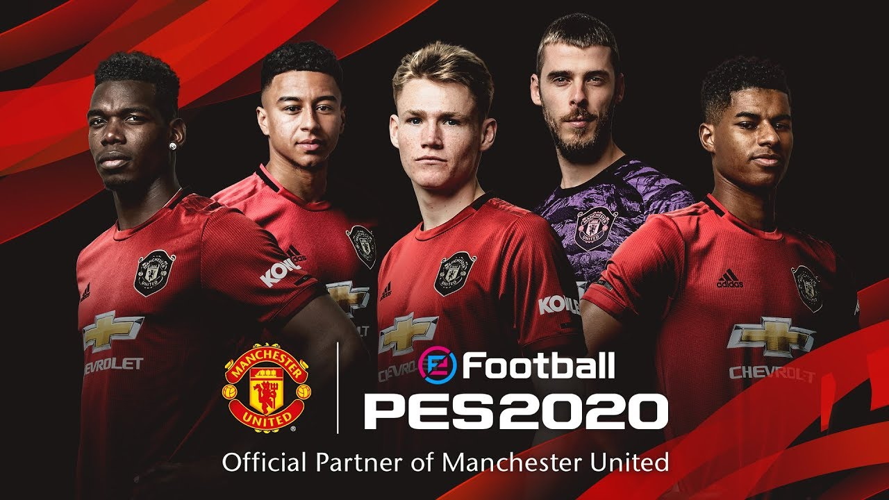 PES 2020 has officially-licensed Manchester United