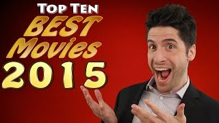 One of Jeremy Jahns's most viewed videos: Top 10 BEST movies 2015
