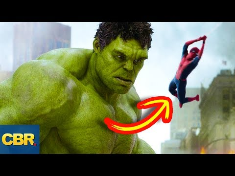 10 Things Spiderman and Hulk Actually Have In Common