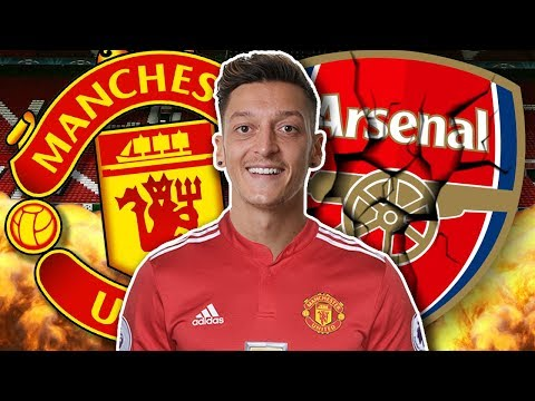 REVEALED: Has Mesut Ozil Agreed To Join Manchester United Next Season?! | Transfer Talk