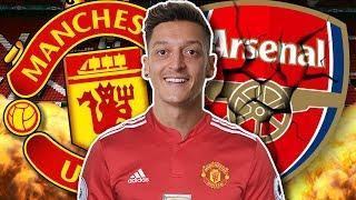 Could mesut ozil join manchester united next season?! | transfer talk