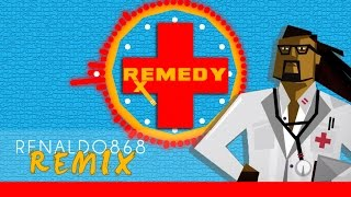 Machel Montano - Remedy (RENALDO868 REMIX) [SOCA 2015]