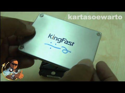 SSD 256 GB KingFast - Jakarta 2015