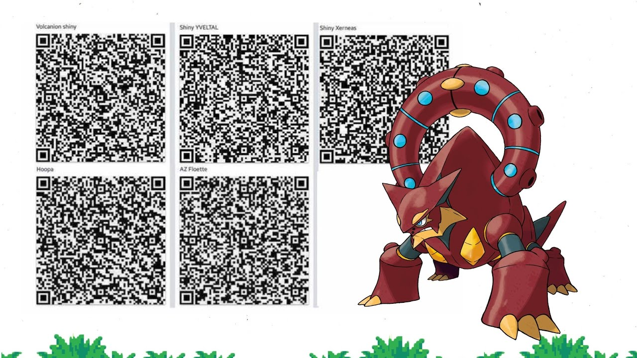 pokemon oras qr code