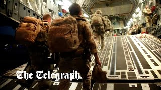 video: We missed our chance at containment in Afghanistan years ago
