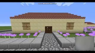 Minecraft Yeni Gelin Konağı (Bozok Konağı)
