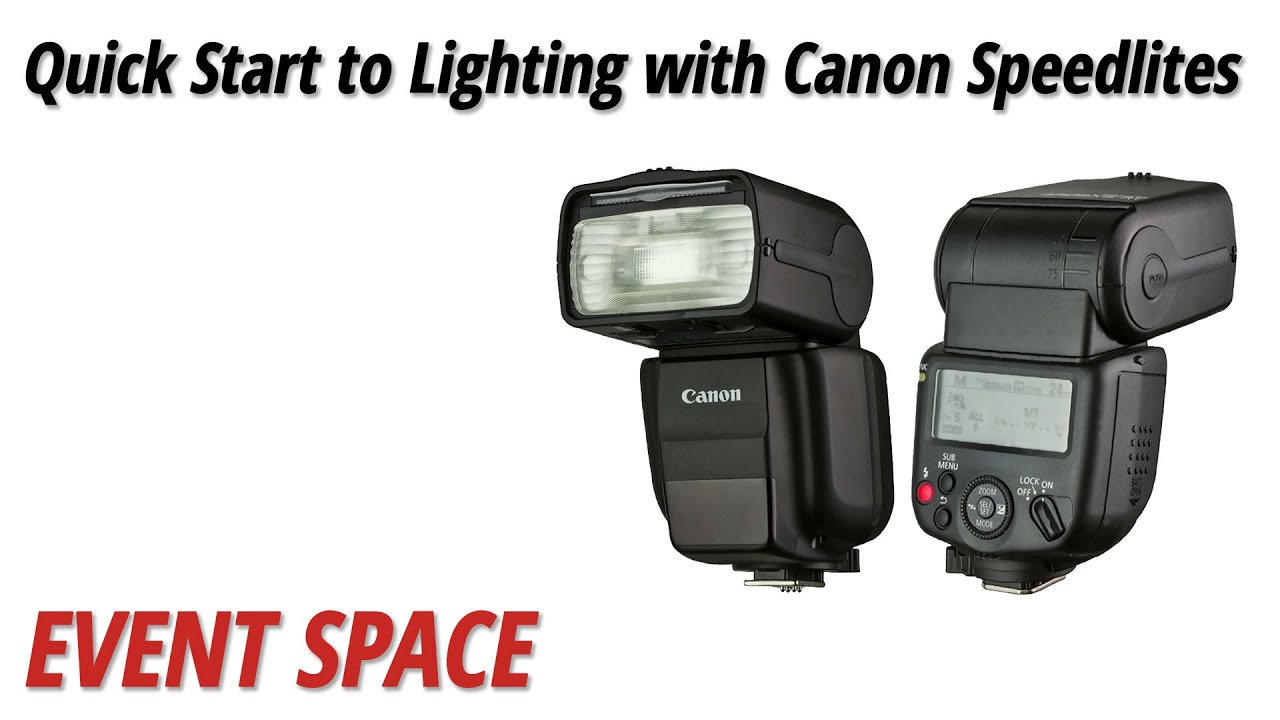 Quick Start to Lighting with Canon Speedlites with Syl Arena Full Version - YouTube  sc 1 st  YouTube & Quick Start to Lighting with Canon Speedlites with Syl Arena: Full ... azcodes.com