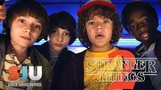 Stranger Things Season 2 Review Plus More! - SJU