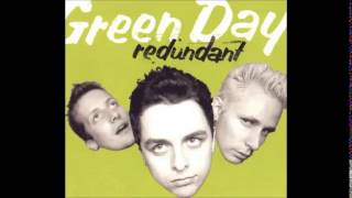 Green Day Redundant CD Single 2 (Green)