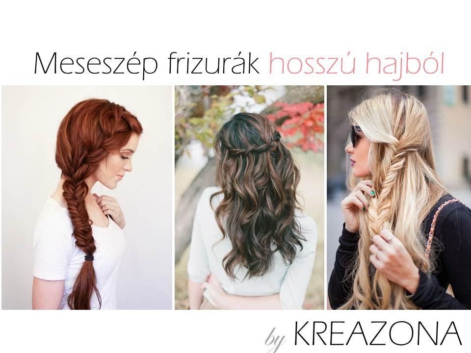 d85cd20759 Hosszú hajból dekoratív fizurák - Top 4 viselet - Best Decorative  Hairstyles for Long Hair - YouTube