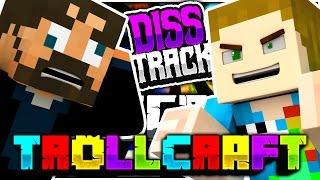 Minecraft | SSUNDEE DISS TRACK TROLL!! - Troll Craft