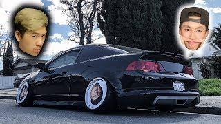 EXCLUSIVE ILLIMINATE CUSTOM WHEELS!! (One of a Kind)
