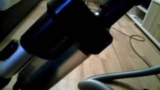 пылесос Samsung VC-24KVNJGRL обзор