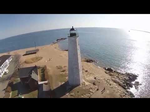 Another Historic Light House video. Lighthouse Park New Haven, CT
