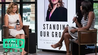 """Lucia Kay McBath Chats """"Standing Our Ground: The Triumph of Faith Over Gun Violence - A Mother's Sto"""