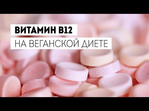 ВИТАМИН В12 | ВЕГАНСТВО