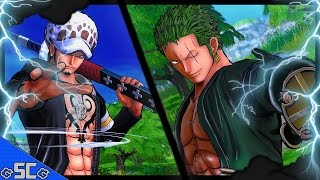 ONE PIECE: Burning Blood   ALL ULTIMATE ATTACKS (SPECIAL FINISHERS)【1440p 60FPS】『ワンピース バーニングブラッド』
