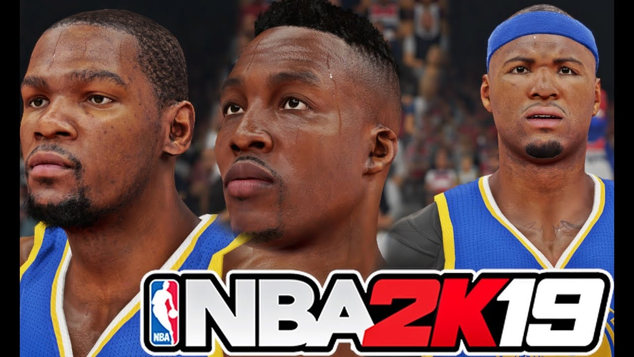 Dope Nba Pics: NBA 2K19 Rosters: Warriors Vs Wizards