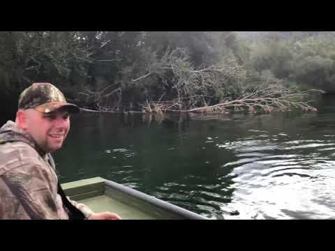 Team Brook Fishing River Ebro Spain Part 1