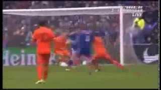 日本vsオランダ ハイライト