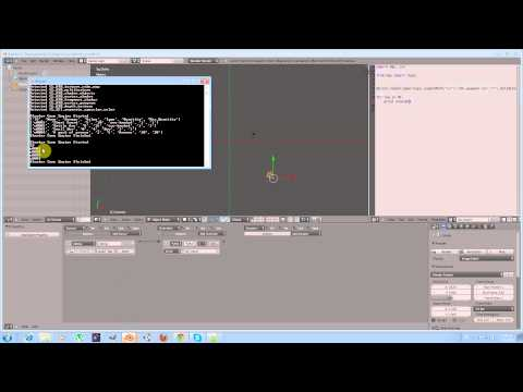 Pananag's Blender Tutorials: Inventory System, Part 2, Importing the Database
