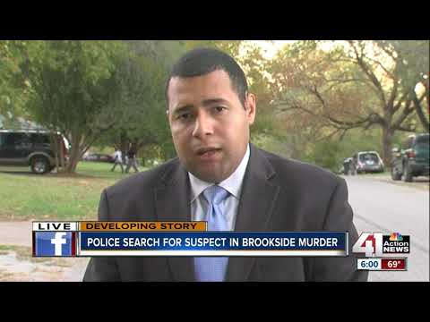 Kansas City attorney shot, killed in front of his Brookside home