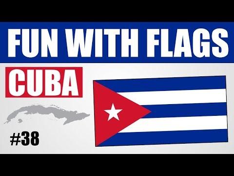 Fun With Flags - Cuba