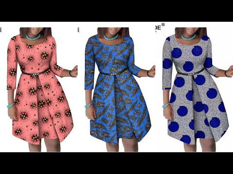 ❤️❤️ 2020 SUPER STYLISH #AFRICAN SHORT DRESSES: BEST POPULAR & LOVELY COLLECTIONS OF AFRICAN DRE