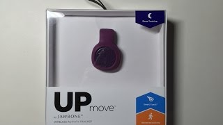 Jawbone UP Move - Unboxing / Review