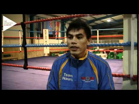 Joining Alliances - Kiribati & Nauru Boxers - Pre Games Training Camp