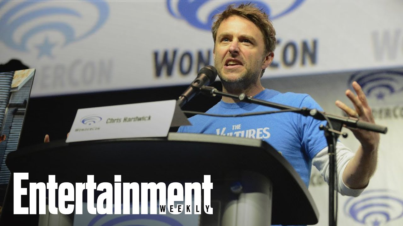 Chris Hardwick Reinstated By AMC For Talking Dead   News Flash   Entertainment Weekly
