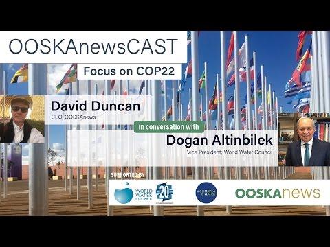 Water Focus with OOSKAnews: Dogan Altinbilek
