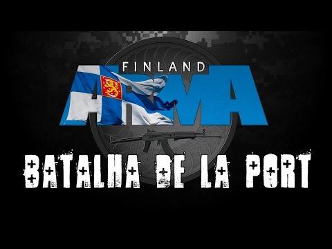 ARMA FINLAND - BATALHA DE LA PORT (w/Eng subs)