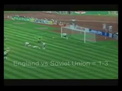 All Match + Goal Of EURO 1988