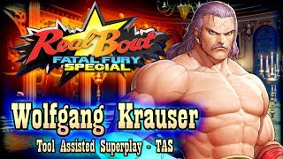【TAS】REAL BOUT SPECIAL - WOLFGANG KRAUSER