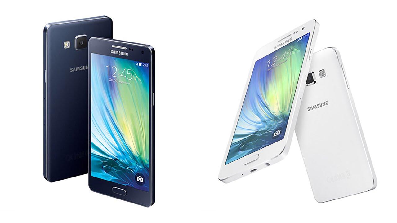 galaxy a5 galaxy a3 samsung s slimmest smartphones. Black Bedroom Furniture Sets. Home Design Ideas