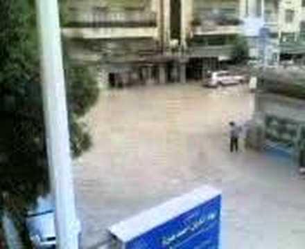 Flood in Hama