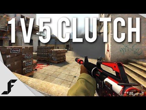 1 vs 5 CLUTCH
