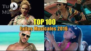 Top 100 Las Mejores Canciones del 2016 (Con Nombre) Diciembre 2016