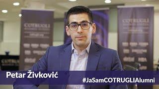 #JaSamCOTRUGLIAlumni: Petar Zivković